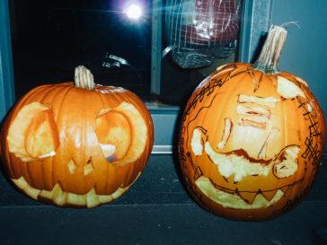 Halloween in Queckborn