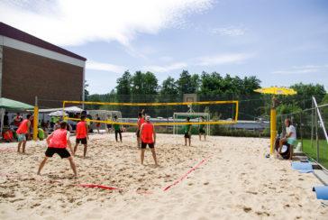 Beachvolleyball – Turnier