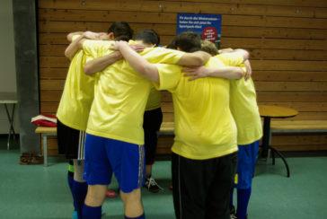 Fußballturnier der Caritas in Giessen