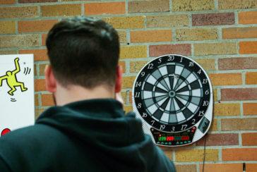 Dart- Turnier am 5. März 2017 in der Sporthalle