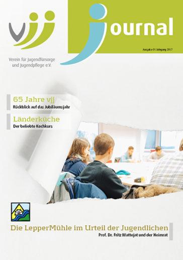 Neu: Das Journal des Trägervereins